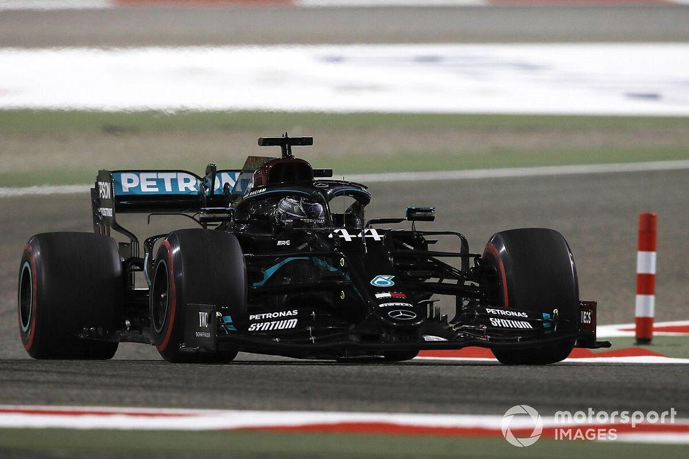 "Hamilton: ""Con un altro giro sarei riuscito a fare meglio"""