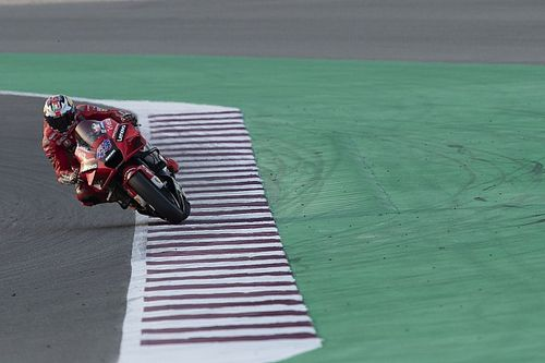MotoGPのトラックリミット取り締まりが強化。圧力センサー設置で違反の明確化図る