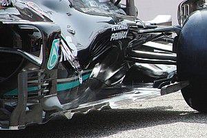 Технический анализ: как команды Ф1 прочли новый регламент на днище