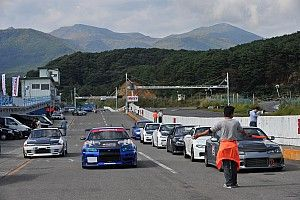 エビスサーキット、福島襲った地震の影響で土砂崩れが発生。当面営業休止へ