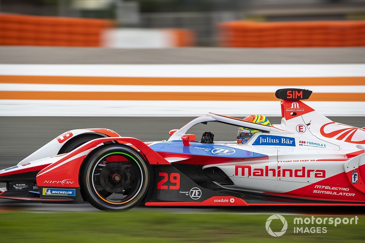 Mahindra becomes first team to commit to Formula E's Gen3 rules