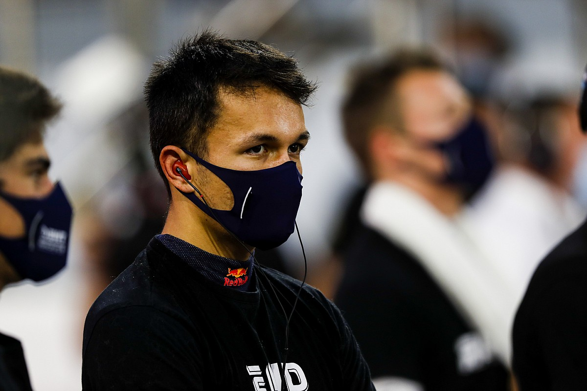Red Bull open to lending Albon out to other F1 teams