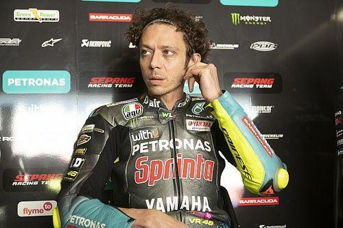 """Rossi: """"Sin Aramco no habría sido posible que VR46 corriera en MotoGP"""""""