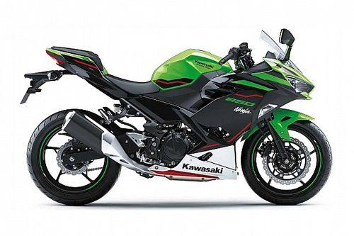 Nueva Kawasaki Ninja 250 KRT: con los colores del equipo del WSBK