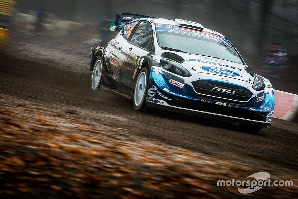 La odisea del equipo británico para estar en el inicio del WRC