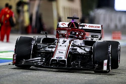 Raikkonen Endus Performa Buruk Alfa Romeo sejak Tes F1