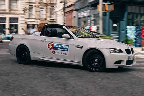 BMW M3 Pickup Used To Tease Electrified M Model For 2021 Reveal?