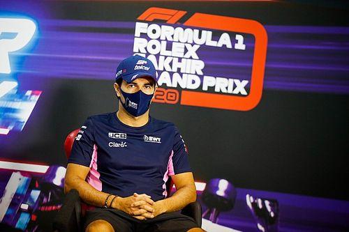 Checo Pérez no prioriza ser reserva de F1 si Red Bull no le ficha