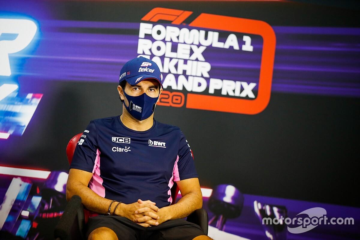 """Perez: """"2021'de yedek pilot olmaya sıcak bakmıyorum"""""""