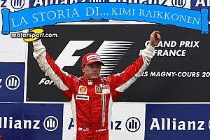 La storia di... Kimi Raikkonen