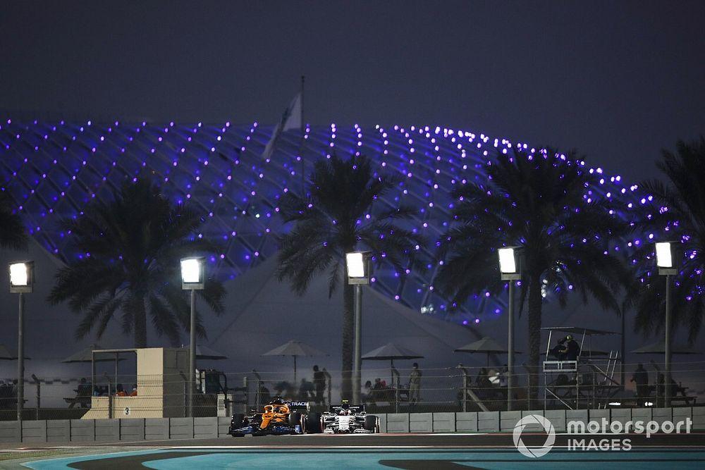 Formula 1 Abu Dhabi Grand Prix – How to watch, start time & more