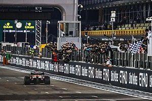 Verstappen sluit F1-seizoen 2020 af met dominante overwinning