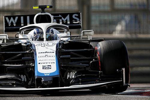 Williams mantém Nissany como piloto de testes para 2021