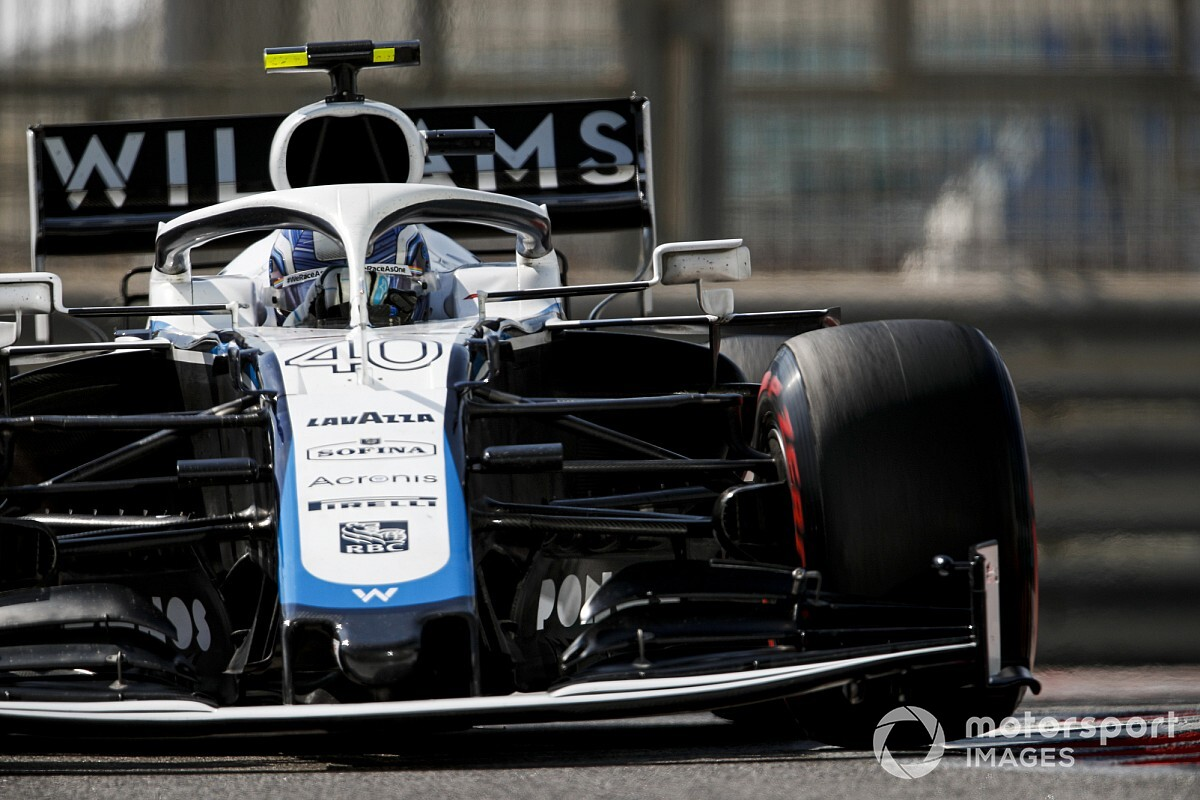 Nissany retains role as Williams F1 test driver