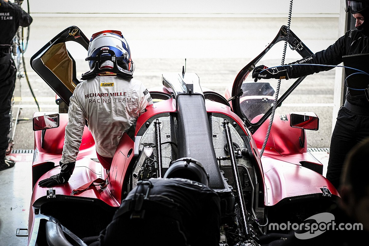 Leaping into the unknown at Le Mans with Richard Mille Racing