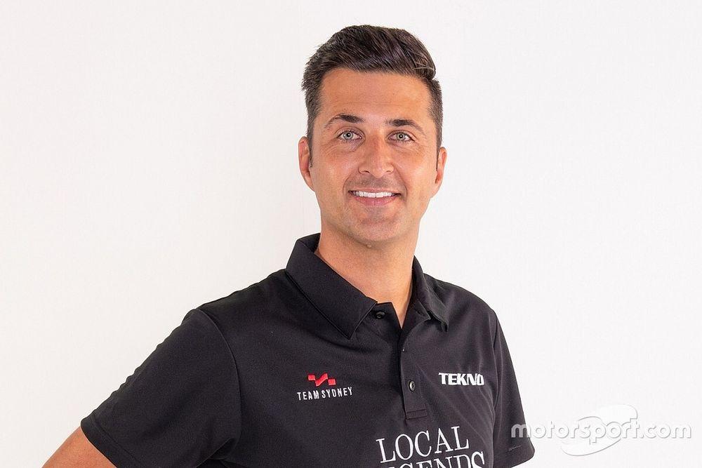 Coulthard joins Team Sydney after DJR split