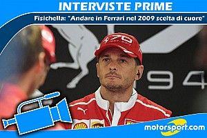 """Fisichella: """"Nel 2009 scelsi con il cuore andando in Ferrari"""""""