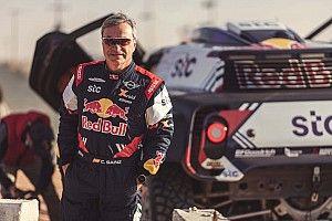 """Sainz: """"Ci hanno detto che la Dakar si farà, ma diversamente"""""""