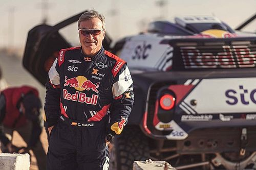"Sainz confirma que el Dakar ""sigue adelante, pero será diferente"""
