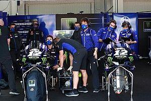 VR46 Racing Apparel Suplai Baju Resmi Yamaha