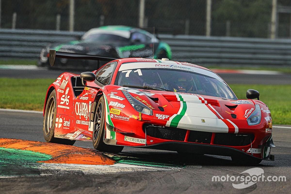 GT Italiano: vittoria e titolo Endurance per Ferrari AF Corse