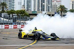 IndyCar St. Petersburg: Überzeugender Sieg für Colton Herta