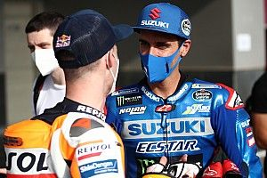 Rins Terkejut Marquez Batal Comeback