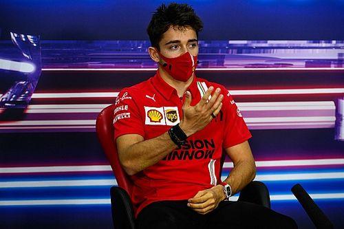 "Leclerc: ""Sceglierò le battaglie che varrà la pena combattere"""