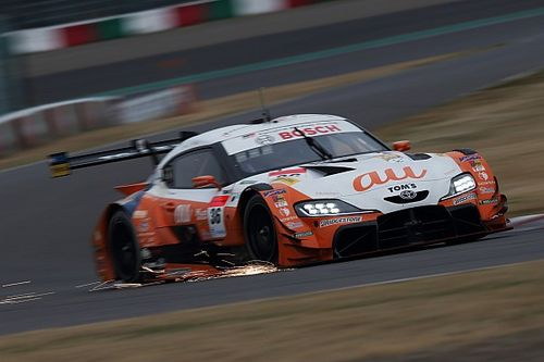 Hirakawa wary of threat from sister TOM'S Toyota