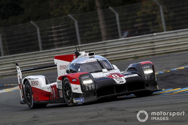 Ismét Toyota-győzelem Le Mans-ban – nyert a 8-as autó!