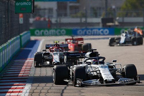"""クビアト、自分の走りに大満足も唯一の悔いは""""フェラーリに負けた""""こと?"""