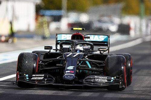 Volledige uitslag kwalificatie F1 Grand Prix van de Eifel