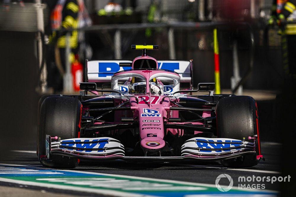 """Hulkenberg: Eifel GP return """"wilder, crazier"""" than Silverstone"""