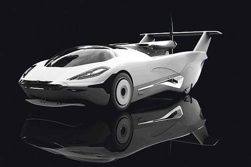 AirCar, el coche volador simplificado