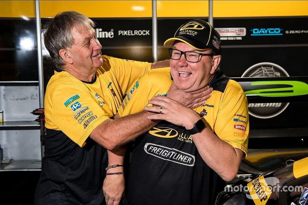 Kim Jones retires from Supercars