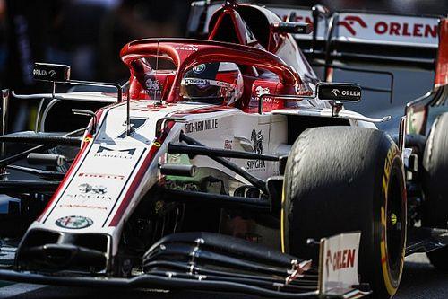 Kimi Räikkönen en passe de rempiler chez Alfa Romeo