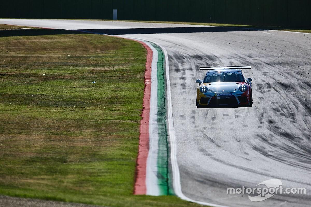 Carrera Cup Italia, Imola: per Fumanelli ok il ritmo è subito giusto
