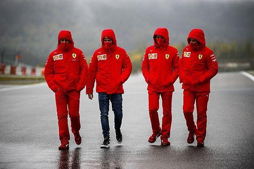 F1: cómo trabajan los equipos con las restricciones por COVID-19