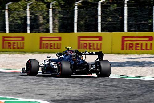 Volledige uitslag derde training F1 Grand Prix van Italië