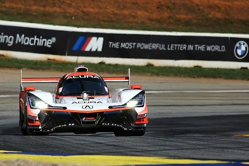 Final accidentado en Petit Le Mans que permite el podio de Montoya