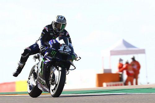 """Viñales: """"¿Lorenzo? no se te olvida ir en moto de un día al otro"""""""