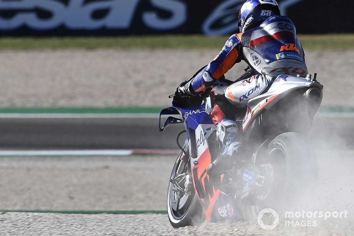 Aragon MotoGP: Start time pushed back in schedule shake-up