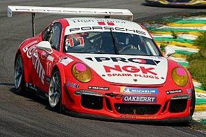 Porsche GT3 Cup: Sob chuva, Marcio Mauro vence primeira na categoria