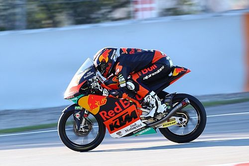 Moto3, Le Mans, Libere 3: Fernandez precede gli italiani
