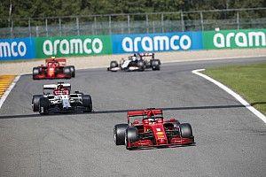 Brundle: a Ferrari rosszul viselkedett, visszaküldték őket a sor végére