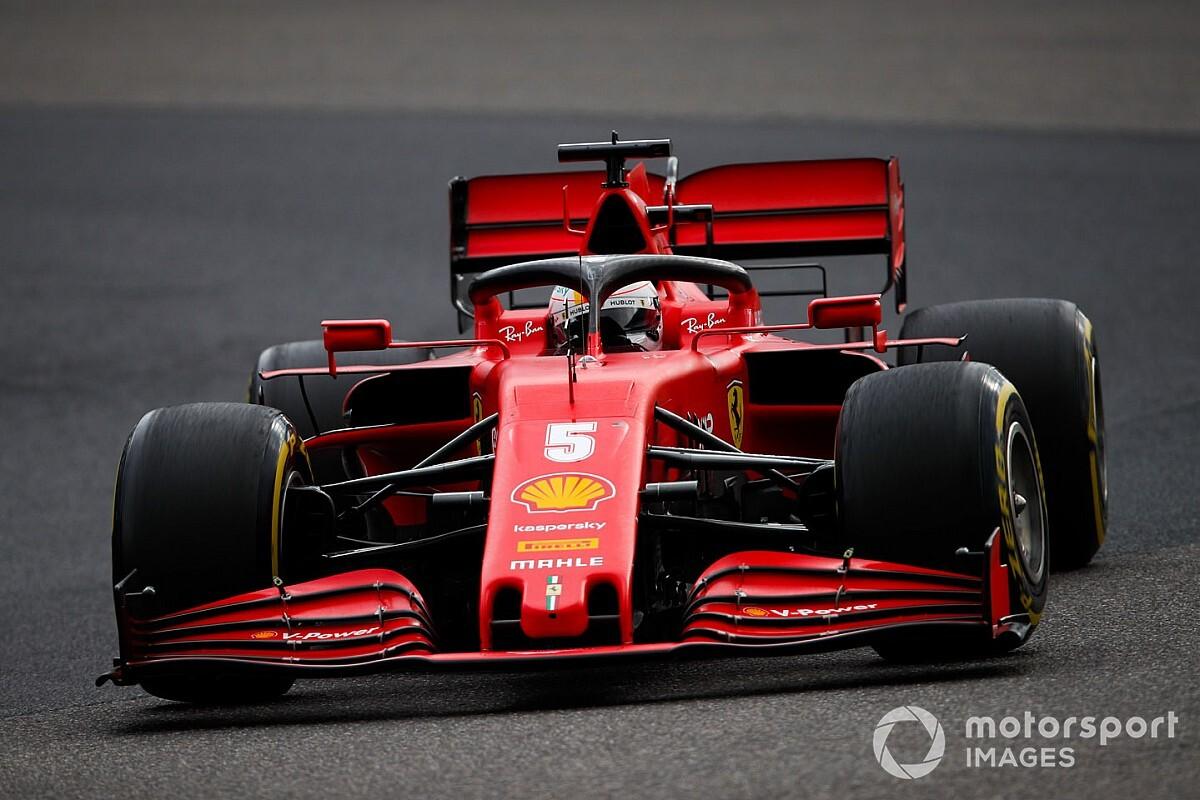 Ferrari plant introductie nieuwe upgrades bij Portugese GP