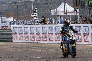 Moto2 - Teruel: Mónologo de Lowes, que ya es líder