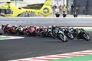 MotoGP San Marino 2020: Die animierte Rundentabelle