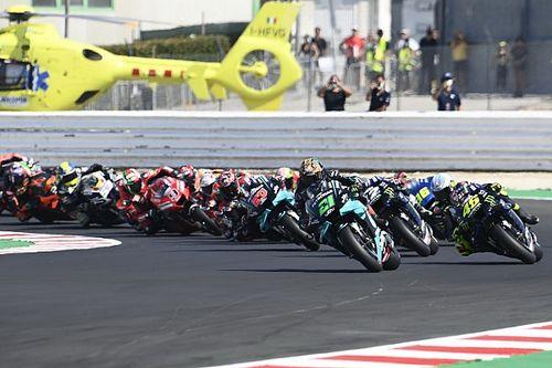 GALERÍA: imágenes del GP de San Marino MotoGP