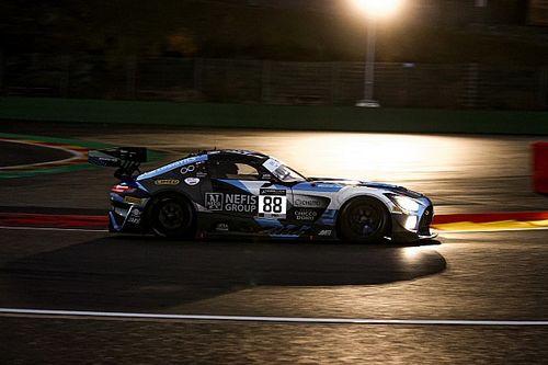 24h di Spa, 6a Ora: braccio di ferro Mercedes-Lamborghini